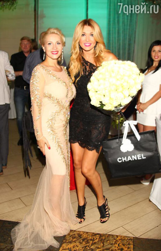Екатерина Вилкова и другие звезды побывали на дне рождения ...
