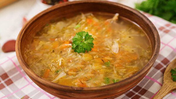 Капустная чорба: рецепт вкусного и полезного овощного супа