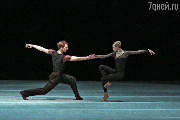 """Сцена из балета """"Восковые крылья"""""""