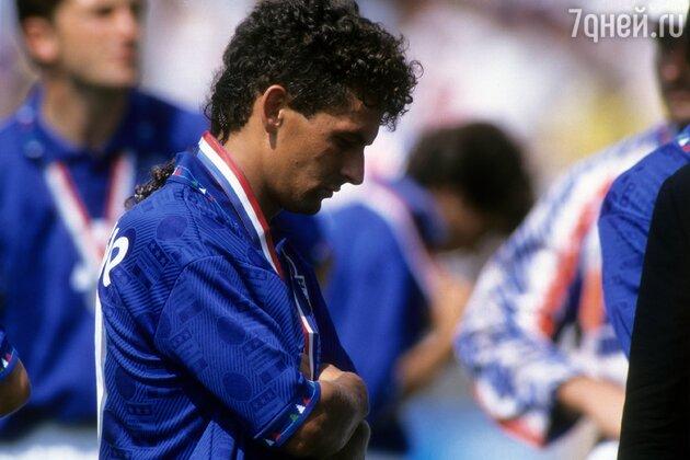 Роберто Баджо. Финал 1994 года.