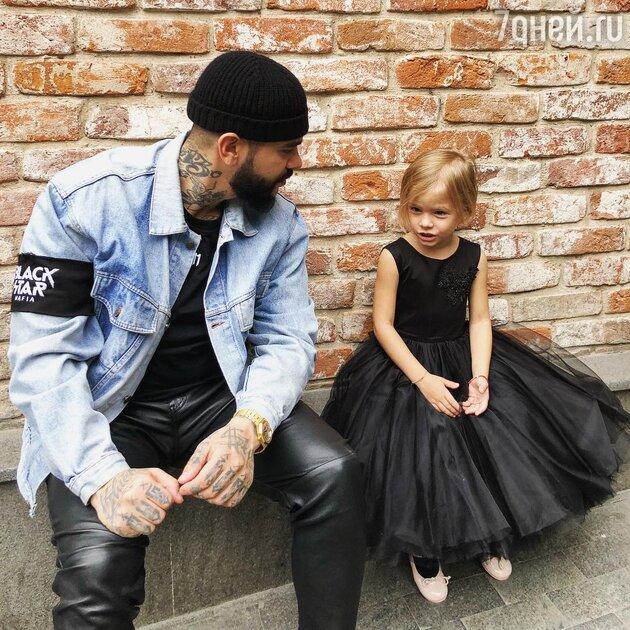 Тимати с дочкой Алисой