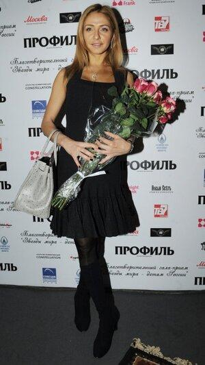 Фигуристика Татьяна Навка