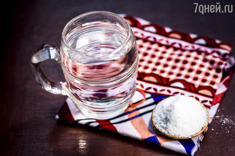 Гипертонический раствор соли: как приготовить дома ...