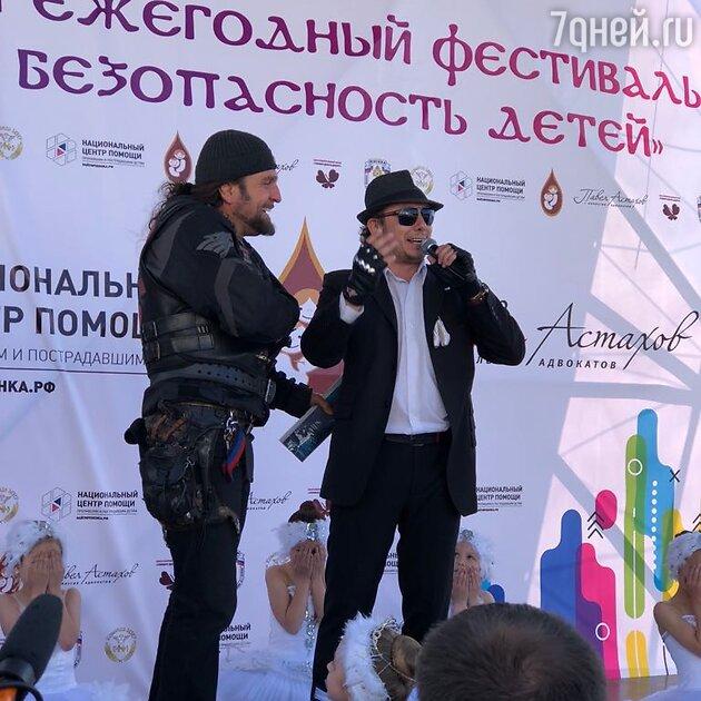 Егор Симачев и Хирург