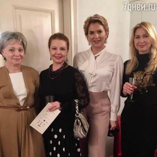 Мария Порошина в театре — фото