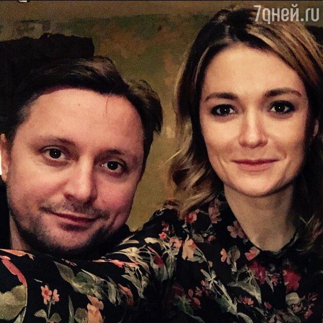 Артем Михалков с сестрой Надеждой