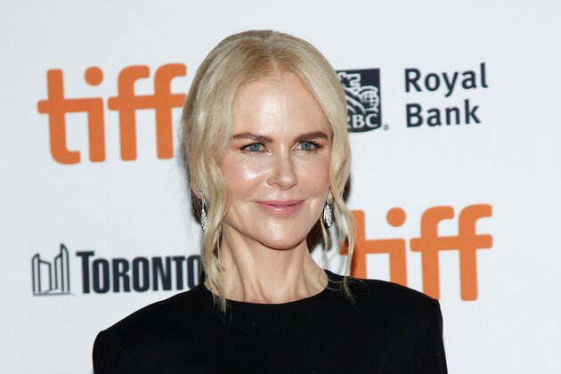 Николь Кидман на кинофестивале в Торонто