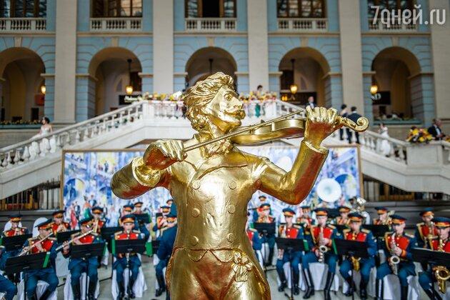 На Венском балу в Москве