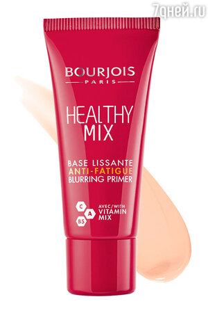 Праймер против признаков усталости Healthy Mix, Bourjois