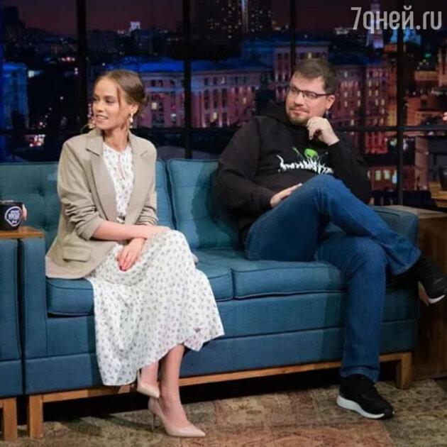 Гарик Харламов и Катерина Ковальчук — фото