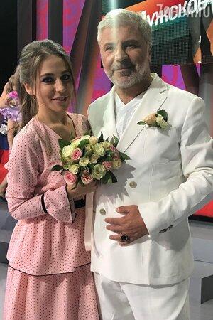 Юлия Барановская и Сосо Павлиашвили