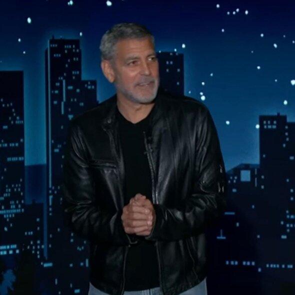 Джордж Клуни был госпитализирован с пугающими симптомами