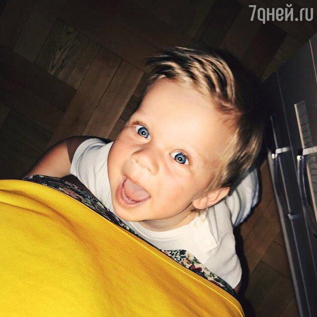 Сын Анны Седоковой — Гектор