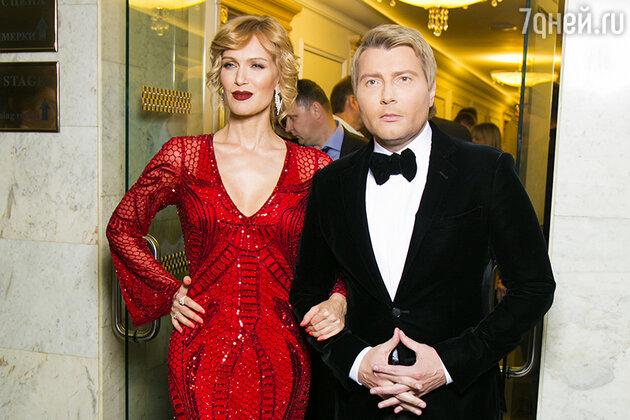 Олеся Судзиловская и Николай Басков