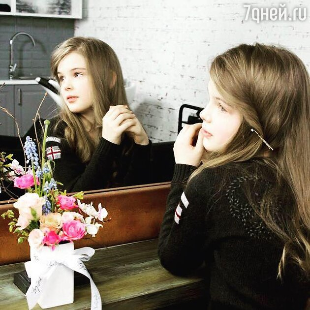 Дочка Александра Абдулова Женя