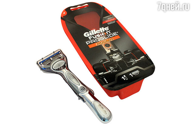 Бритва Gillette Fusion ProGlide Power от Gillette