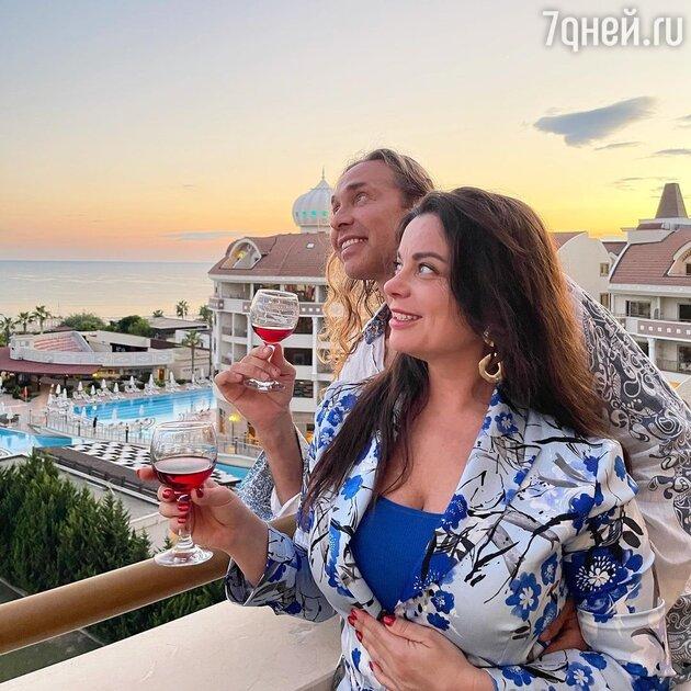 Наташа Королева и Сергей Глушко - фото