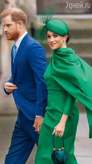 Гарри и Меган