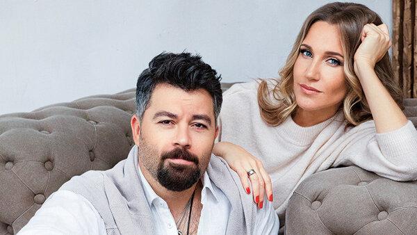 Алексей Чумаков и Юлия Ковальчук: У нас консервативная семья, в которой главный  мужчина