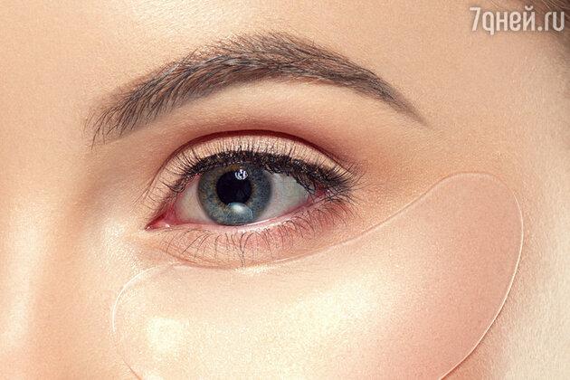 Патчи для глаз: зачем нужны, как правильно пользоваться. фото
