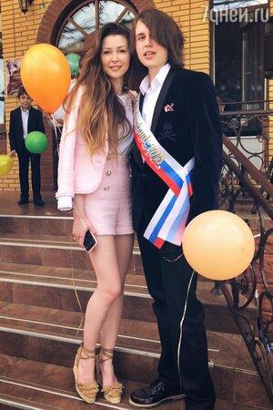 Дети Анастасии Заворотнюк: Анна и Майкл
