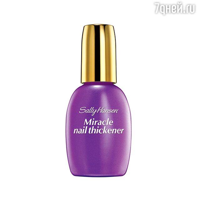 Средство для утолщения ногтей Miracle Nail Thickener, Sally Hansen