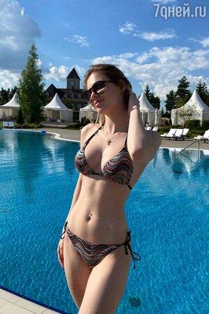 Падчерица Стаса Михайлова — Ева