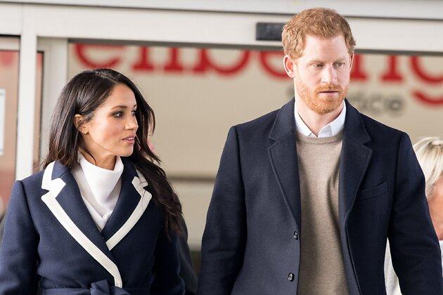 «Королевский размах!» Гарри и  Меган больше не откроют рот бесплатно