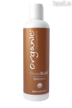 Шампунь Power Build от Organic Colour Sysrems
