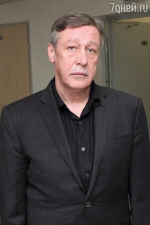 Михаил Ефремов - фото
