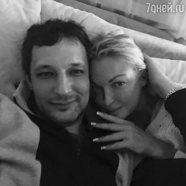 Анастасия Волочкова и Михаил Лагин