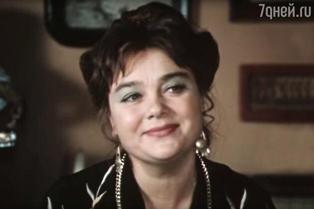 Оперная певица и актриса — «По семейным обстоятельствам» (1977)