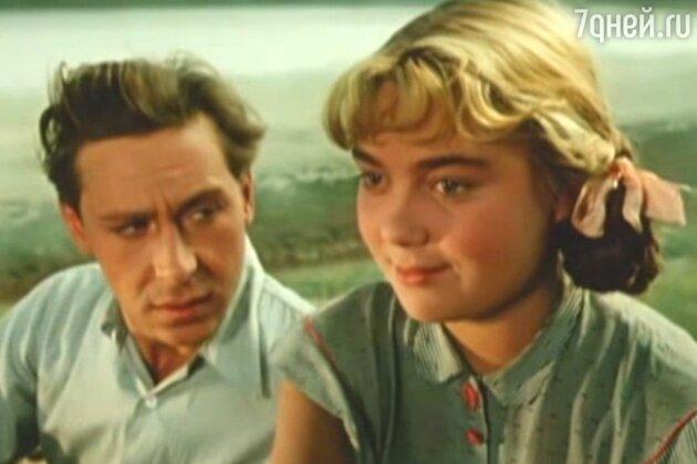 Нелли Панина — «Первый эшелон» (1955)