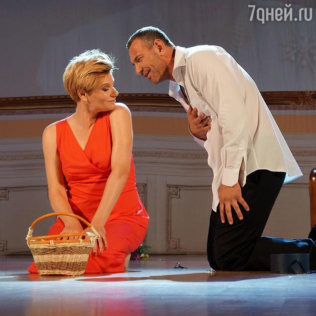 Анна Ардова и Максим Дрозд