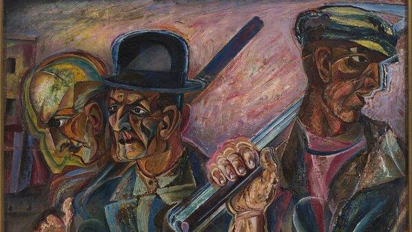 В Москве пройдет крупнейшая выставка картин «отца русского авангарда»