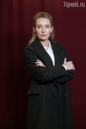 Анастасия Панина в сериале «Шуша»