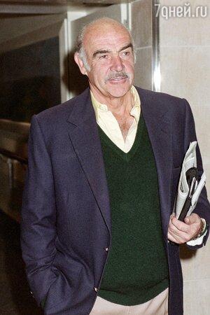 Прощай, Бонд: Шон Коннери скончался на 91-м году жизни