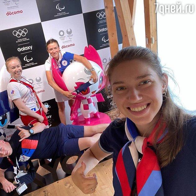 Виталина Бацарашкина — фото