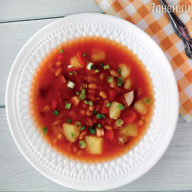 низкокалорийный суп рецепт для похудения