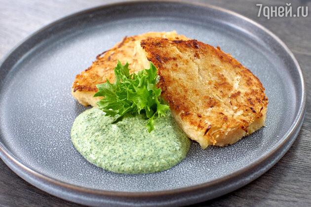 Картофельно-капустные котлеты: рецепт от шеф-повара Александра Бельковича. фото