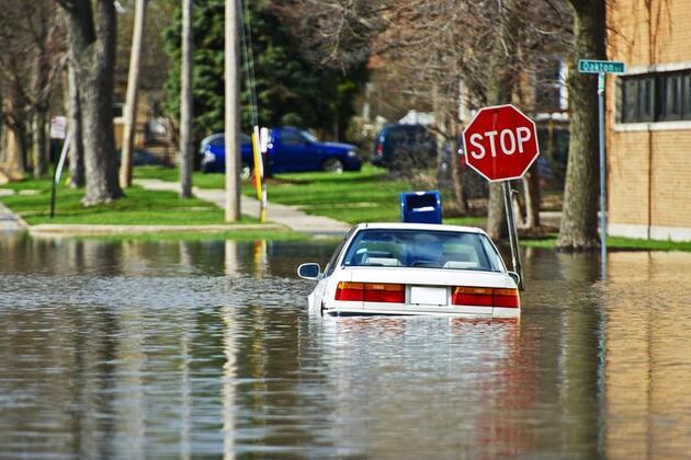 К чему снится наводнение. фото