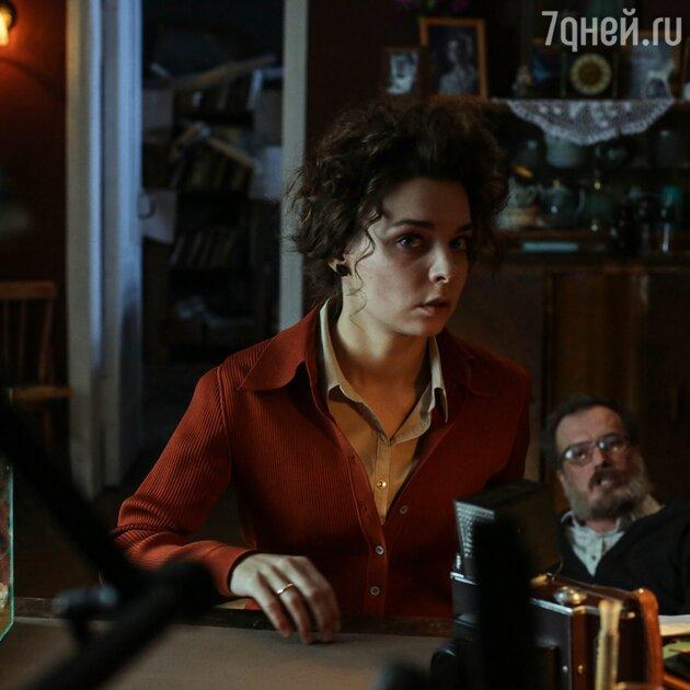 Кадр из фильма «Фото на память»