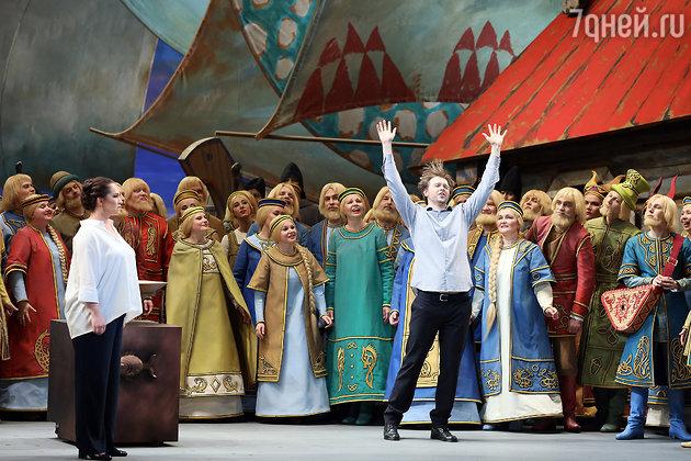 В Большом театре поставили оперу, отвергнутую царем