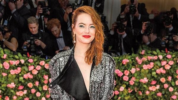 Эмма Стоун: Леонардо Ди Каприо считает меня девушкой со странностями