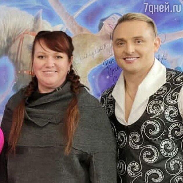 Ольга Картункова и Аскольд Запашный — фото
