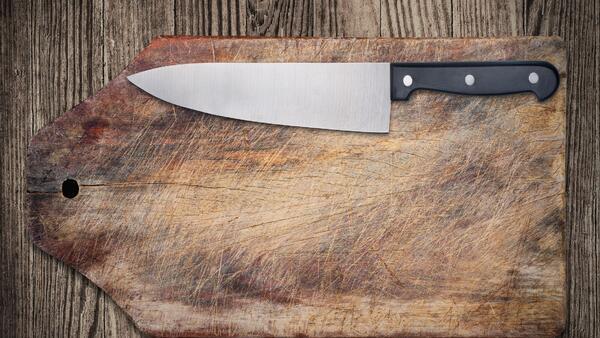 К чему снится нож