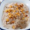 Морковный десерт с банановым муссом: рецепт лакомства без сахара