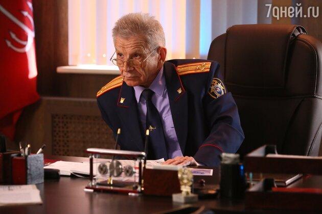 Кадры из сериала «Тайны следствия» 19-ый сезон