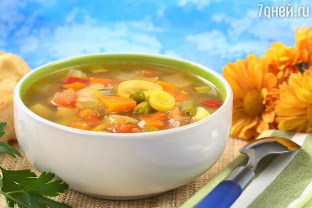 сельдереевые супы для похудения