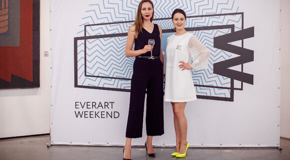 В Москве прошел первый фестиваль современного искусства EverArt Weekend